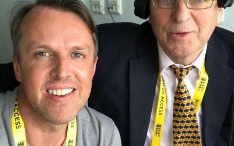 Graeme Swann - former England spin bowler
