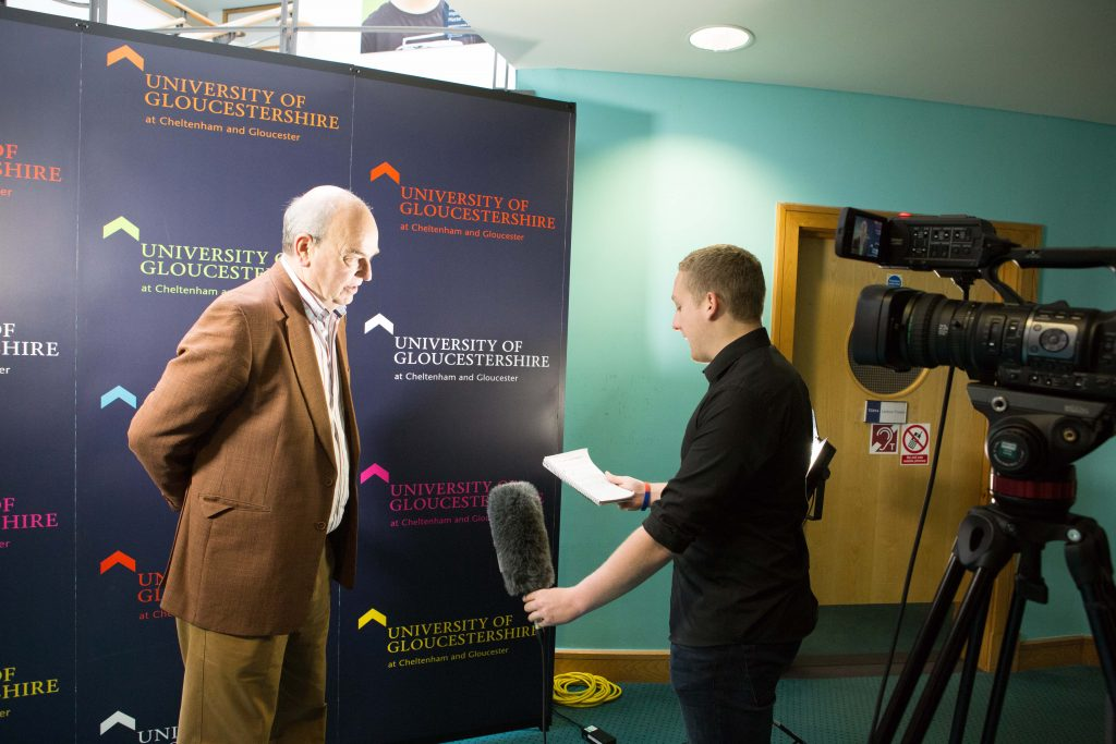 University of Gloucestershire - Media Festival 2015