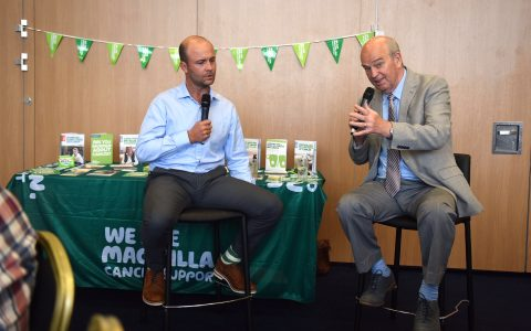 Warwickshire & former England batsman Jonathan Trott